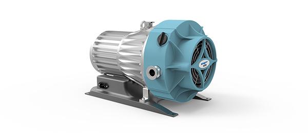 涡旋式真空泵
